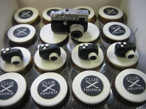 Club Fuji Cupcakes