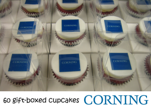 Corning Cupcakes