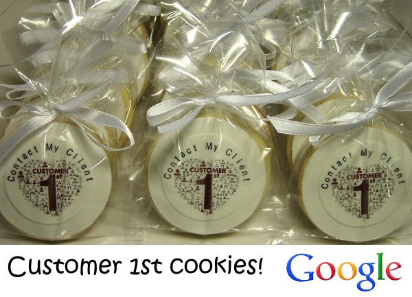 Google Customer 1st Cookies