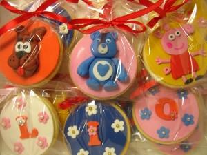 Happy Lio Cookies