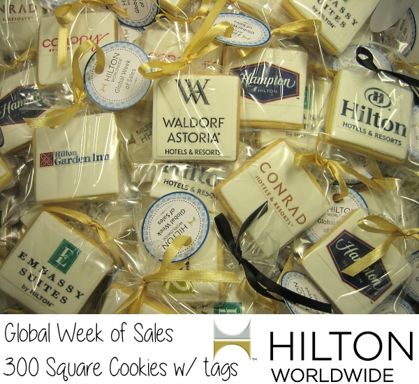 CORPORATE SALES COOKIES