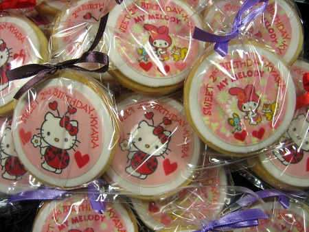 MY MELODY COOKIES
