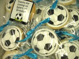 Soccer-cookies