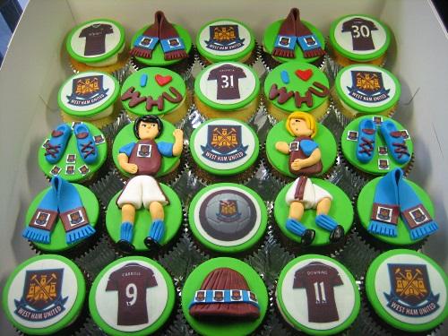 West-Ham-Cupcakes