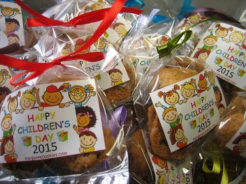 Chiildren Day Cookies