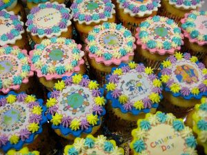 Children Day Cupcakes