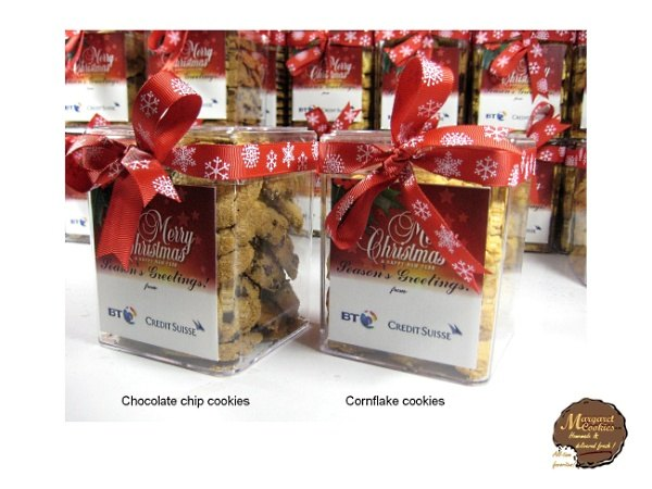 Christmas Cookie Giftbox Packaging Ideas Margaretcookies