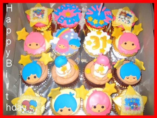 girl-happy-birthday-customized-cupcakes