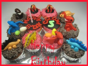 dinosuar-happy-birthday-customized-cupcake-delivery