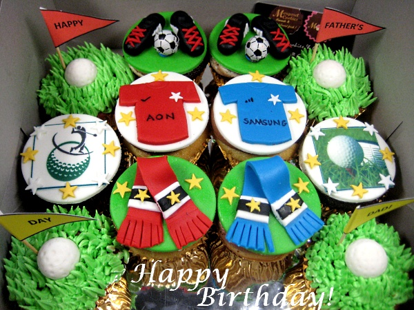 happy-birthday-soccer-customized-cupcake-Singapore-delivery