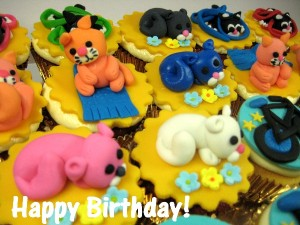 happy-birthday-doggie-customized-cupcake-Singapore-delivery
