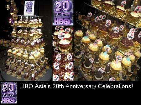 HBO-CORPORATE-ANNIVERSARY-CUPCAKES