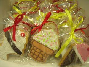 Ice Cream themed cookies