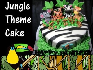jungle-themed-personalized-cake