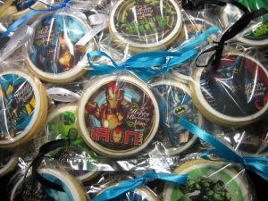 Marvel Cookies