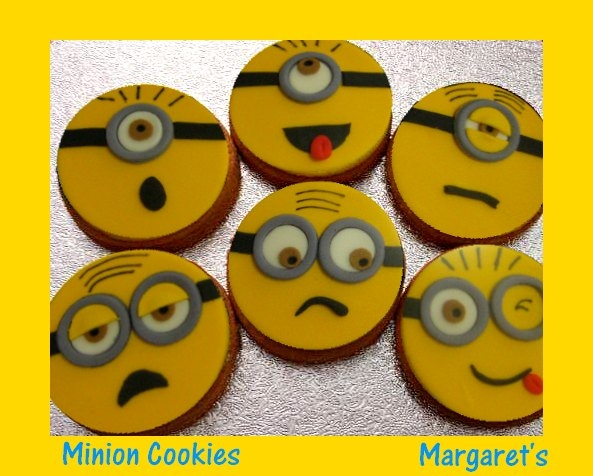 best-in-Singapore-minion-themed-cookies