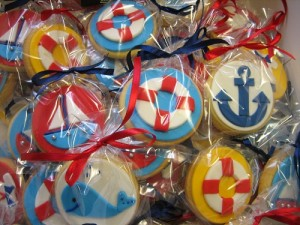 nautical-theme-cookie