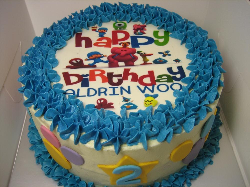 pocoyo-Happy-birthday-themed-cake
