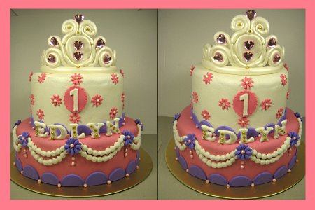 princess-tiara-Happy-birthday-themed-cake