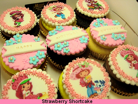 strawberry-shortcake-birthday-cupcakes