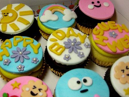 sunny-rainbow-birthhday-cupcakes