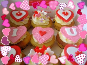 love-heart-shaped-cupcakes