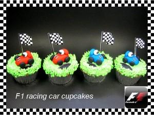 F1 CUPCAKES 3D