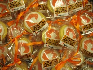 PURESTORAGE GRAND OPENING COOKIES
