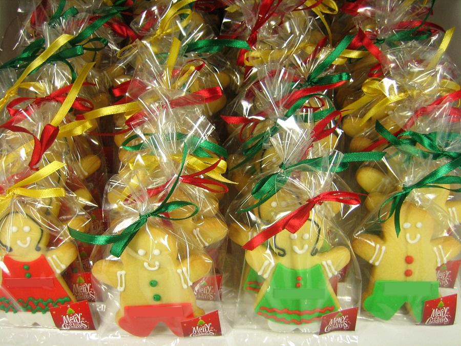 Gingerbread-man Cookies 2015
