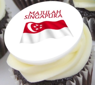 MAJULAH SINGAPURA CUPCAKE
