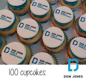 Dow Jones Corporate Cupcakes