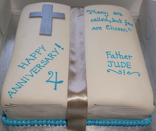 Cake for Priest