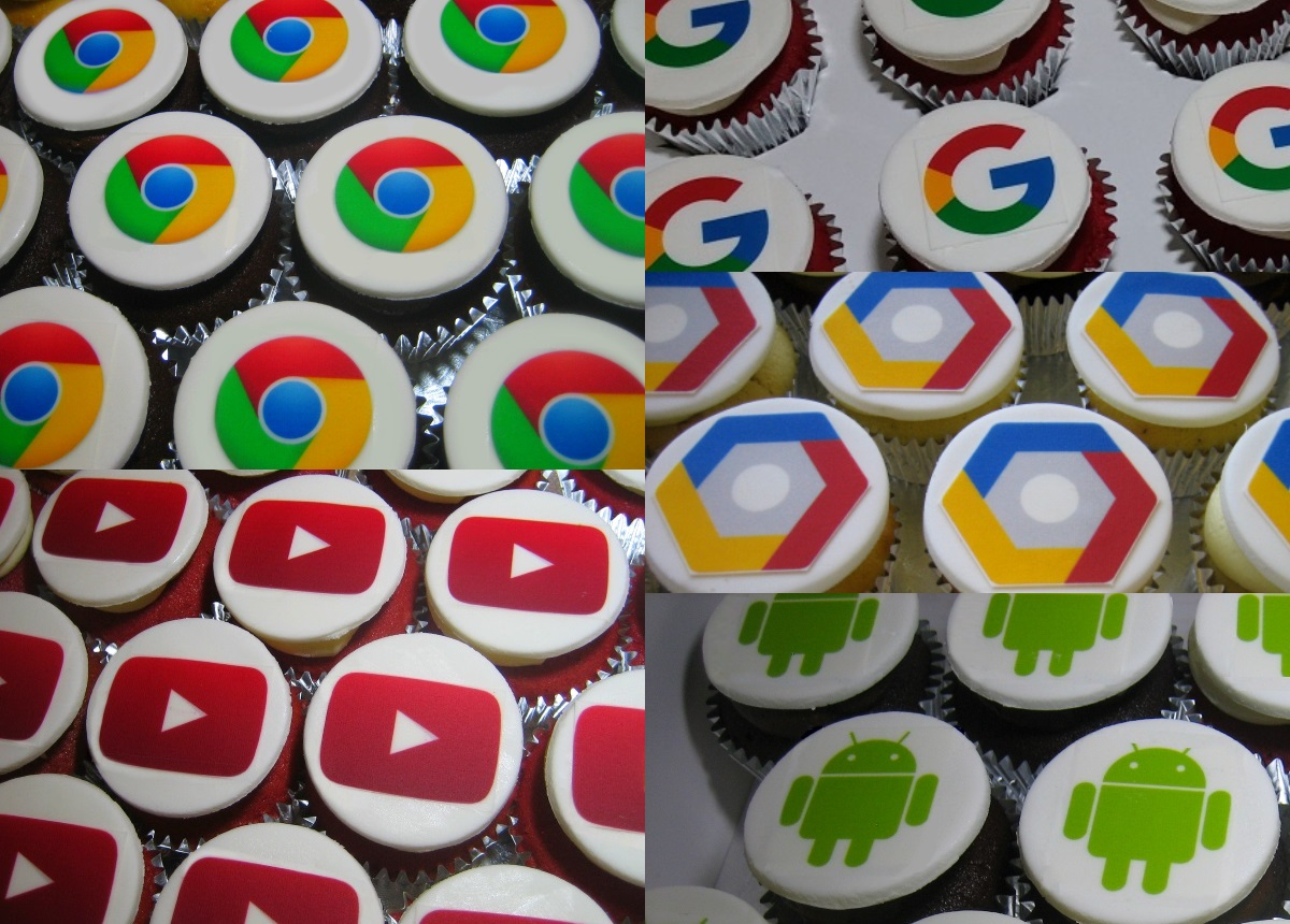 Cupcakes Google Cloud Platform