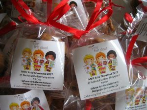 1000 fun packs My First Skool cookies