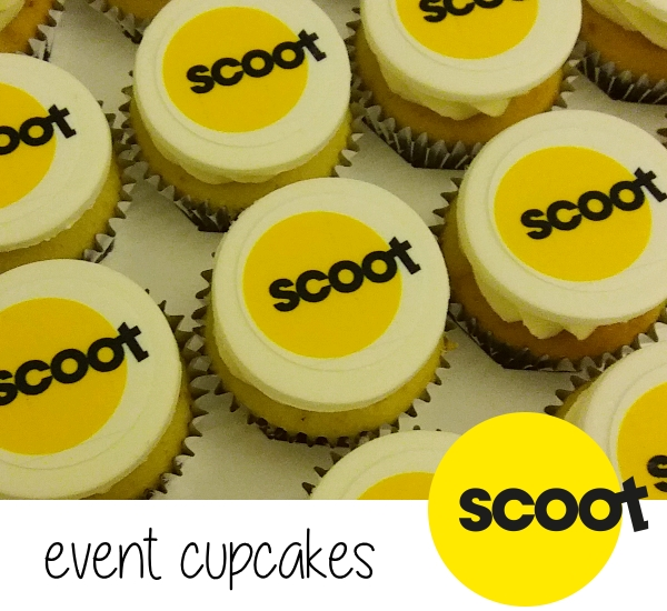 Scoot cupcakes