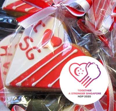 SG55 heart-shaped I LUV SG